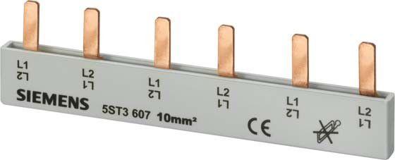 Siemens Stiftsammelschiene 5ST3738 Phasenschienen Stiftsammelschiene