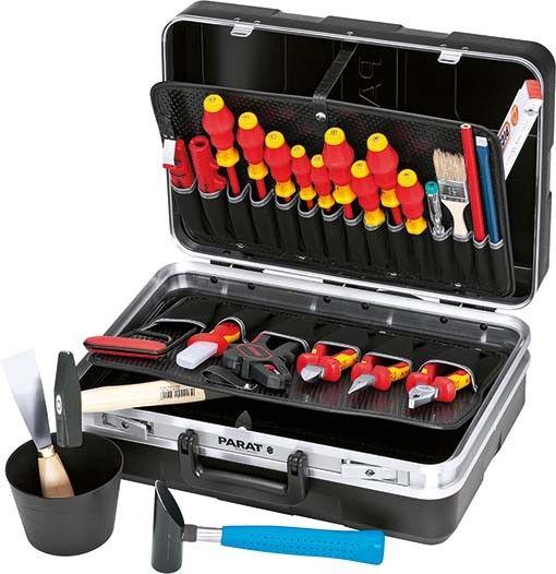Knipex Werkzeugkoffer Elektrostandard Plus 002121s