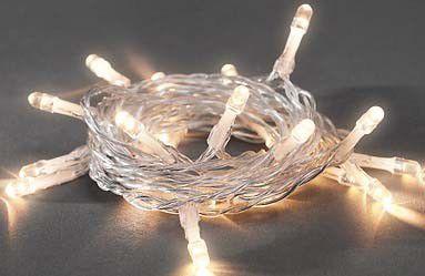 LED-Lichterkette 1407-103 10-er wws Batterie