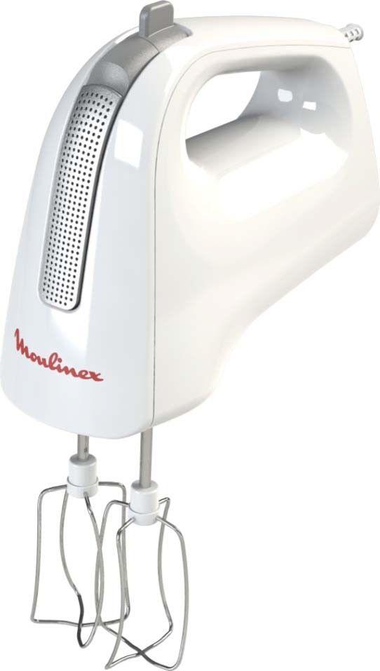Handmixer m.Schnellmixstab HM 6121 ws/si