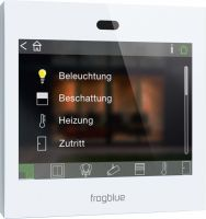 Touchscreen Bed.interface frogDisplay