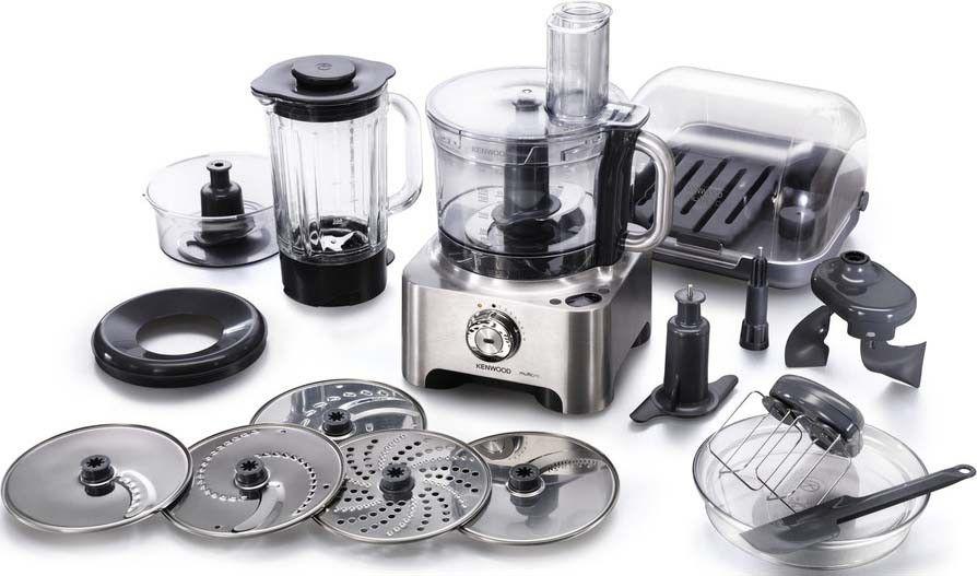 Küchenmaschine FPM 810 si/gr