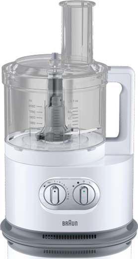 Kompakt-Küchenmaschine FP 5150 ws