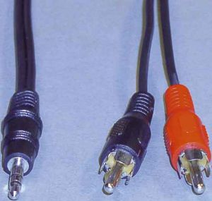 Stereo-Adapterkabel B 113/2 Lose