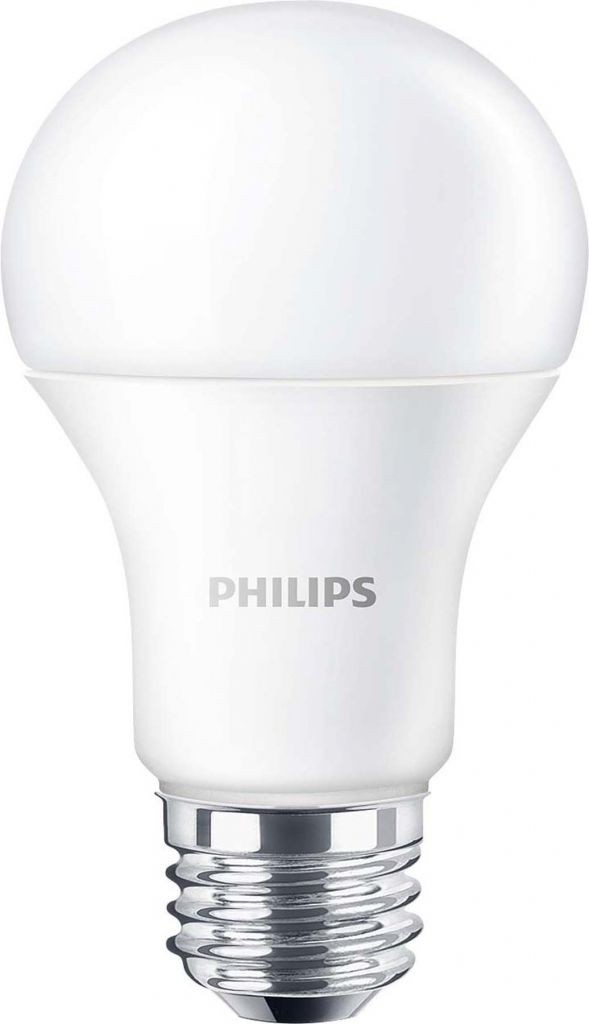 philips led lampe 11 0w e27 1055lm matt dimmbar. Black Bedroom Furniture Sets. Home Design Ideas