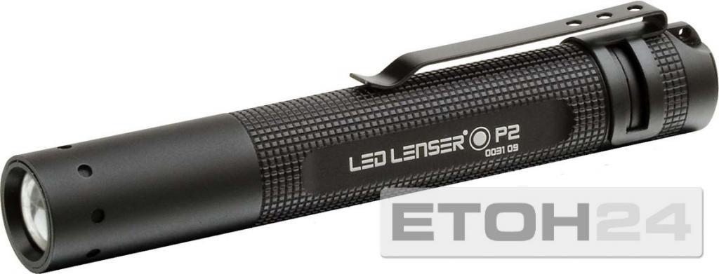 LED LENSER P2 8402