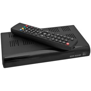 SAT-Receiver digital SDR 502HD