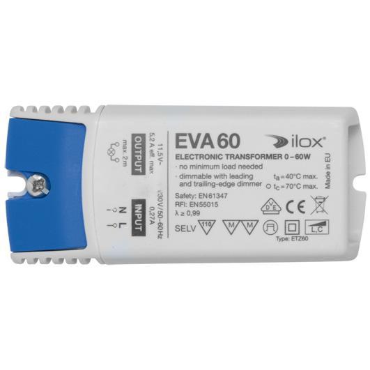 NV-Sicherheitstrafo elektronisch ETZ60