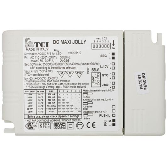 LED-Netzteil 230V elektronisch