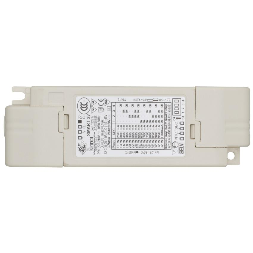 LED-Netzteil 230V 10-45VDC
